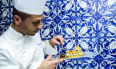 Lorenzo Cuomo, classe 1980, è chef (formato prima