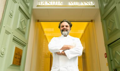 Marco Stabile è sbarcato a Milano per cucinare a