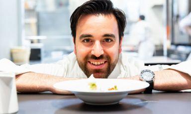 Massimiliano Mascia: l'Uovo in raviolo non si tocca