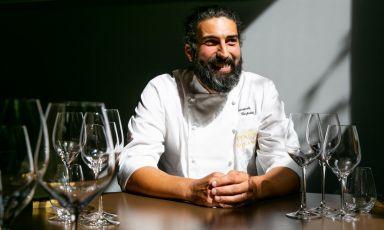La cucina d'alta quota di Riccardo Gaspari