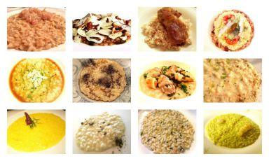 I 15 risotti della mia vita