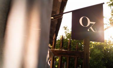"""OZ è il nuovo ristorante vegetariano di Andreas Caminada:""""l'altra stanza"""" dello Schloss Schauenstein di Fürstenau"""