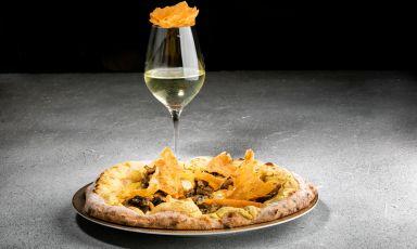 LI-NA & Bloody Tonic, il piatto della rinascita di Gennaro Battiloro (tutte le foto sono di OnStageStudio.photo)