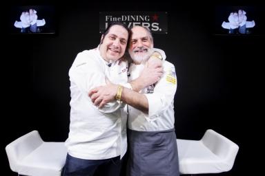 Gianluca Fusto e Corrado Assenza