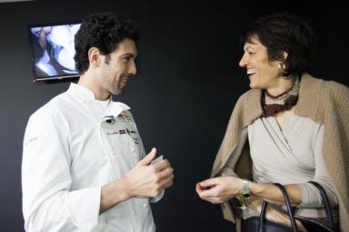 Rodrigo Oliveira e Stefania Moroni