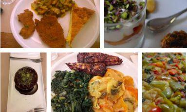 Catania e Siracusa vegetariane