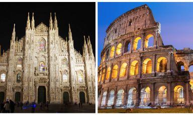 Milano e Roma, ecco come cambia la ristorazione