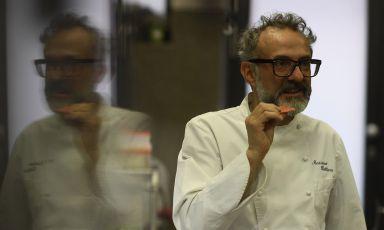 Massimo Bottura, the new dishes