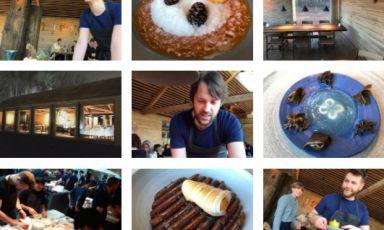 Il Noma di Copenaghen, primo ristorante al mondo World's50Bestper 4 anni non consecutivi (2010, '11, '12 e '14), ha inaugurato la sua nuova sedeil 16 febbraio scorso. Aperto a pranzo e cena, è chiuso domenica, lunedì e martedì. Tutti i dettagli nel nostro racconto in 100 fotografie