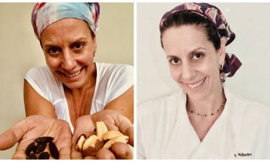 Protagonisti al congresso: Papoula Ribeiro