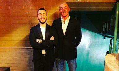 Lorenzo e Daniele: vedere Oltre
