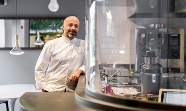 Niko Romito: my innovation is a new Italian model