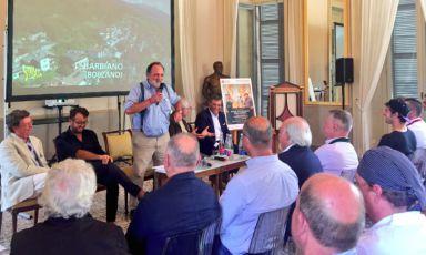I relatori dell'incontro milanese anteprima di