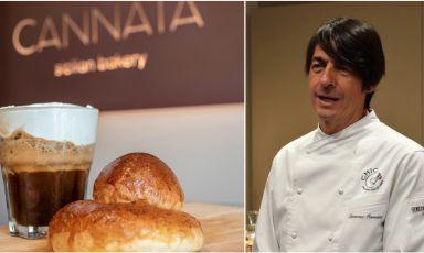 La colazione (e non solo) di Tommaso Cannata: Milano come se fosse Messina