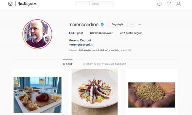 Cedroni: m'hanno hackerato Instagram. Ecco i miei consigli su come evitarlo