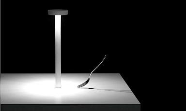 Il genio di Davide Groppi: la luce nel piatto