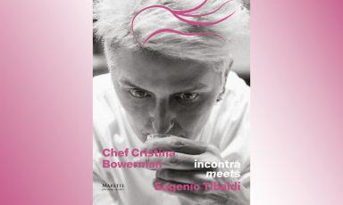 Cristina Bowerman incontra l'arte: il libro con Eugenio Tibaldi