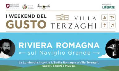 Cracco e i Weekend del Gusto a Villa Terzaghi: Lombardia incontra Romagna