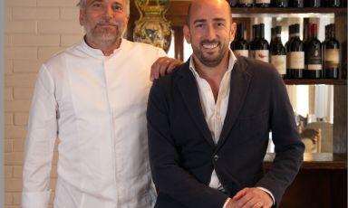 Tradizione contemporanea: la cucina di Marco Pernati del ristorante Manuelina di Recco