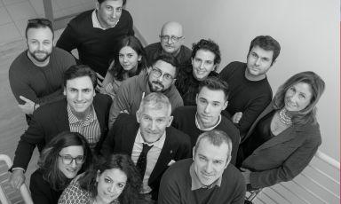 Il team di lavoroAUGUSTO Contract