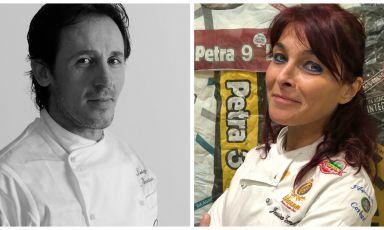 Protagonisti al congresso: Luigi Acciaio e Jessica Tomaino