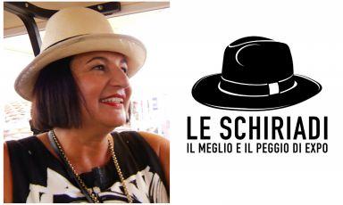 Roberta Schira è ideatrice e conduttrice de Le Schiriadi, la trasmissione su Foodmadeinitaly, primo canale italiano del colosso mondiale di web tv Blasting News. Racconta il meglio e il peggio di Expo 2015