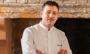 Simone Zanon è il nuovo chef del Ronchettino