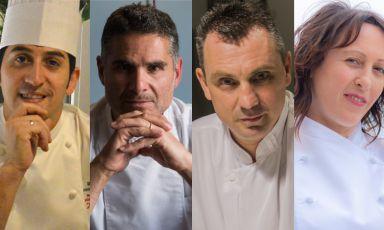 Le Soste di Ulisse tornano a Identità Golose Milano: il nuovo menu