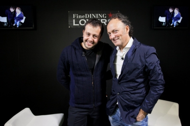 Alessandro Negrini e Moreno Cedroni