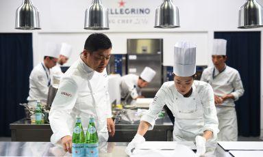 S.Pellegrinopresentail progetto internazionale S.Pellegrino Young Chef Academy