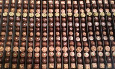 Storia di Roccati, grande cioccolato a Bologna e Madonna di Campiglio