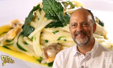 Moreno Cedroni e trent'anni di Spaghetto psichedelico
