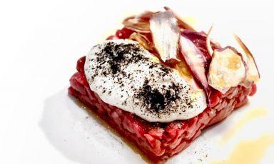 Nella tartare di Maurelli c'è un segreto