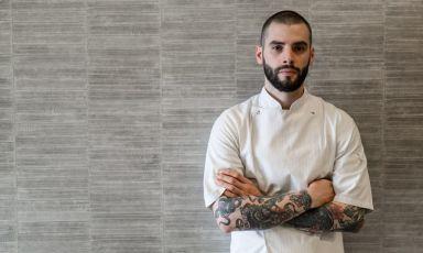 Tommaso Tonioni, storia di uno chef contemporaneo che cerca prodotti antichi e prende spunto dalla latinità