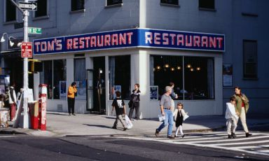 Diners' charm