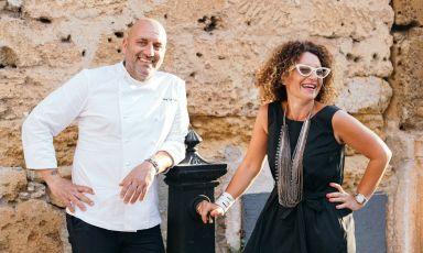 Pragmatico, ispirato e maturo: Tony Lo Coco, chef de I Pupi a Bagheria, e i suoi nuovi piatti