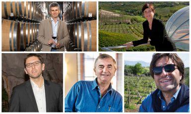 Il presente e il futuro del mercato del vino nelle parole di cinque grandi produttori italiani