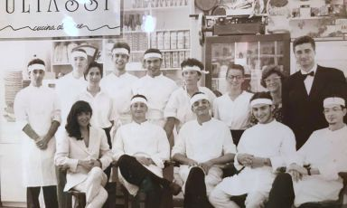 L'Uliassi aprì 30 anni fa. «Giocavamo a fare i ristoratori, ma gli dei decisero di proteggere il nostro cammino»