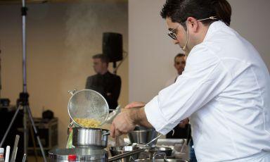 Salvatore Bianco: il mio mare, la mia pasta