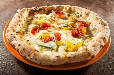 L'altra pizza dei Vesi: Fantasia di colori e sapori
