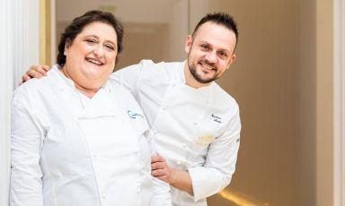 Valeria Piccini e Gentian Shehi: un'intesa di gusto