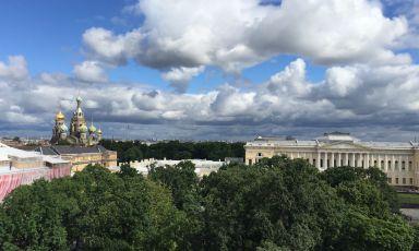 Saint Petersburg's comeback