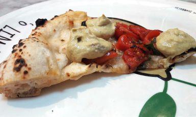 Ciro Oliva: la pizza è alta cucina