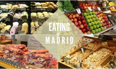 Guida per foodies a Madrid