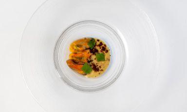 Cozze, crema d'aglio dolce e caffè: la ricetta dell'autunno di Alberto Gipponi
