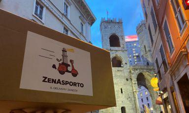 ZenAsporto: quando il delivery aiuta le imprese e la comunità