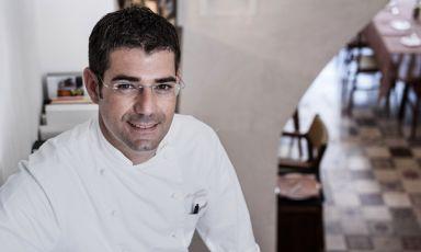 Un inverno ricco di esperienze per lo chef siciliano Accursio Craparo: dalla Val D'Aosta al Trentino, passando per la Val di Fiemme