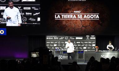 Joan Roca's speech atMadrid Fusión