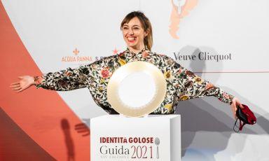 Leila Salimbeni, food writer dell'anno per laGuida ai ristoranti di Identità Golose 2021