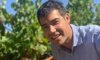 """Gabriele Gorelli, toscano di Montalcino,418° """"Master of Wine"""""""